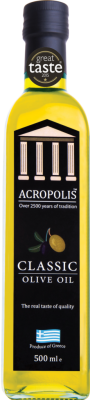 Acropolis Classic Olive Oil 500ml